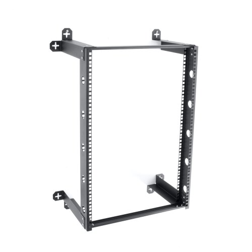 InstallerParts 16U V-Line Wall Mount Rack 18
