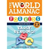 The World Almanac for Kids Puzzler Deck: Early Reading, Ages 3 to 5, Grades PreK-1