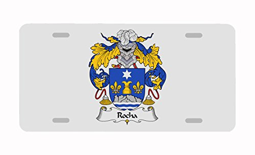 Rocha Coat Of Arms Rocha Family Crest Spanish Coat Of Arms