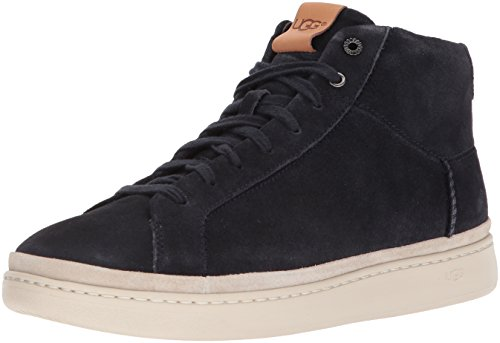 (UGG Men's Cali Lace High Sneaker, Navy, 13 M US)