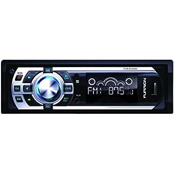 Amazon Com Furrion Dv5000 Entertainment System 1 Din 40