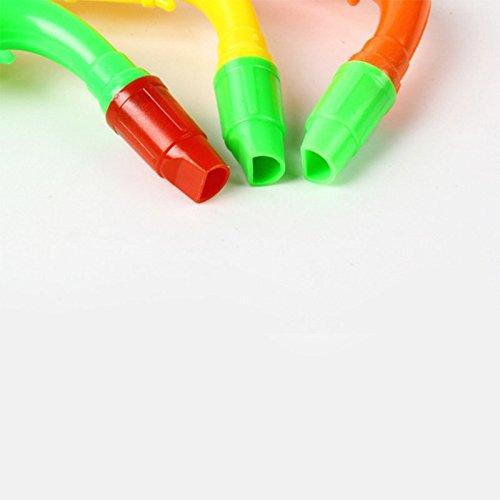 sassofono giocattolo per bambini feste 1 pezzo giochi sportivi Monbedos