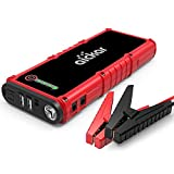 Best Portable Jump Starters - aickar Car Jump Starter, 1200A Peak 12V Auto Review