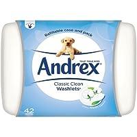 Andrex Kits Toilet Tissue Wipes, 42 Sheets