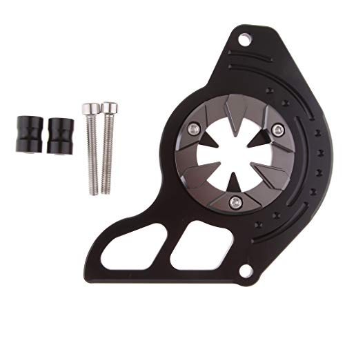 Flameer Front Sprocket Chain Guard for Honda Grom MSX125 / SF 2013-2017 - Black