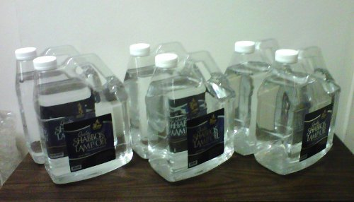 Case of 6x1 Gallon's Smokeless Liquid Paraffin Lamp Oil by Ner Mitzvah