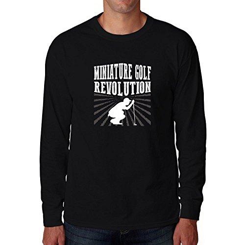 ミニチュアゴルフ革命2長袖Tシャツ