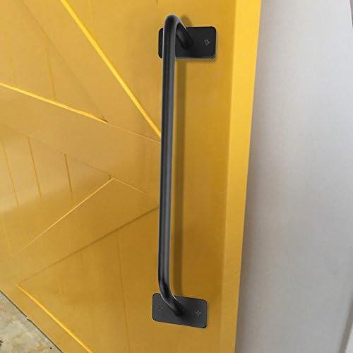 Manija de Puertas de Granero Tirador de Puerta Tirador Mango de ...