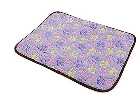 UabpT Mantas de Cama para Mascotas Gatos para Perros Puppy Cooling Pad Cojín Cold Bed Colchoneta
