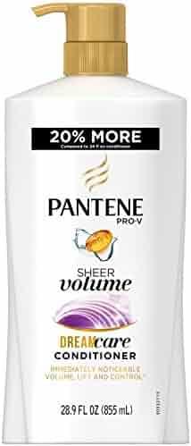 Pantene Pro-v Sheer Volume Conditioner, 28.9 Fl Oz, 2.21 Pound