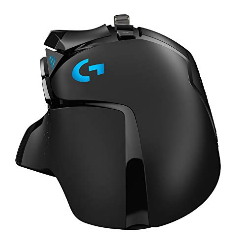 Logitech G502 HERO Wired Optical Mouse