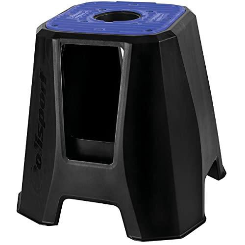 Polisport 3899061854016 fietsstandaard, zwart/blauw