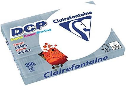 Clairalfa 1857SC Multifunktionspapier DCP, DIN A4, 250 g/qm weiß