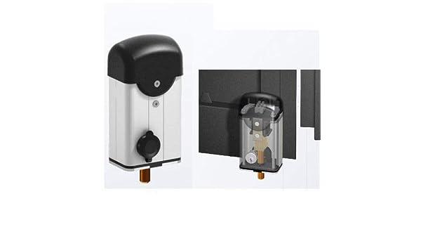 Dieffematic - Cerradura eléctrica de 12 V para Suelo Vertical, Puertas batientes: Amazon.es: Industria, empresas y ciencia