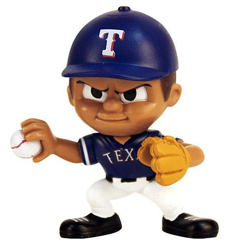 Lil' Teammates Texas Rangers Pitcher MLB (Rangers Collectibles)