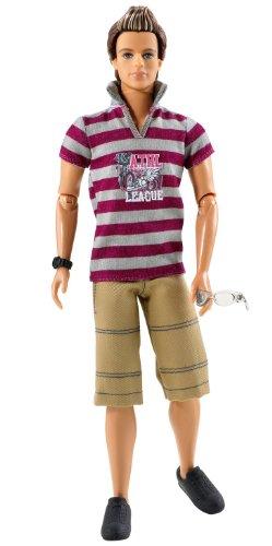 Barbie Fashionistas Ken Sporty Doll