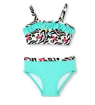 Price comparison product image OP Baby Girl Zookeeper Swimsuit (3-6 Months)