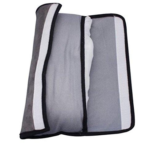 Adjust Vehicle Shoulder Pad WP-TT® 2pcs Auto Pillow Car Safety Belt Protect