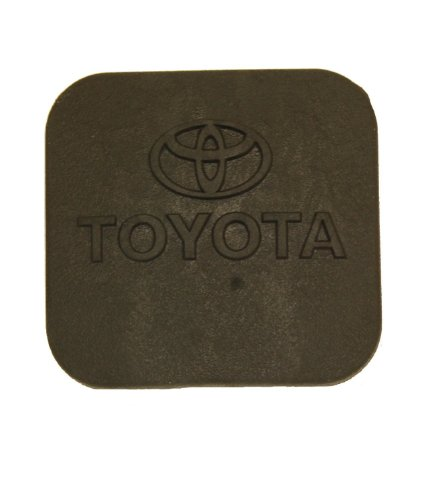 TOYOTA Genuine Accessories PT228-35960-HP Receiver Tube Hitch Plug