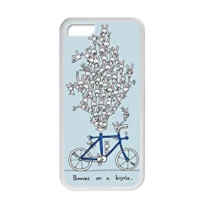 Welcome!Iphone 5C Cases-Brand New Design Bike Bicycle Printed High Quality TPU For Iphone 5C 4 Inch -05
