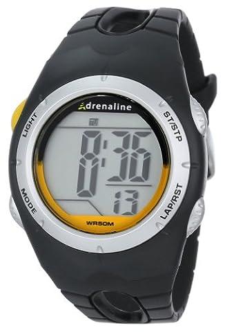 Freestyle Unisex AD50673 Adrenaline Round Digital Black Big Digit Watch (Adrenaline Quartz Watch)