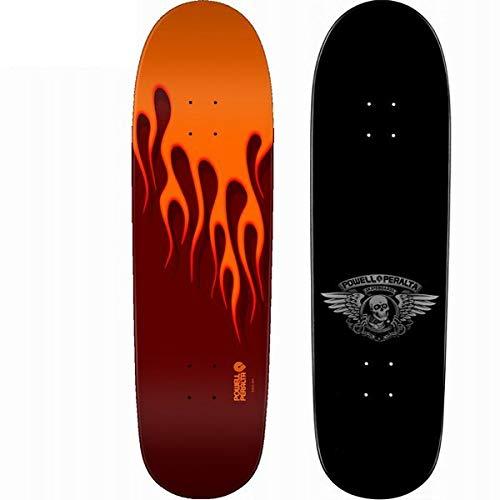 開店記念セール! POWELL PERALTA PERALTA パウエル ペラルタ NITRO Hot Hot Rod Flames スケートボード 9.375 デッキ 9.375 X 33.875/8.75インチ B07Q4WWKLH, カーテンインテリア MOIS:0d5a6e43 --- kickit.co.ke