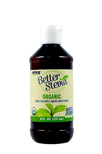 NOW Foods  Stevia Extract, 8-Ounces