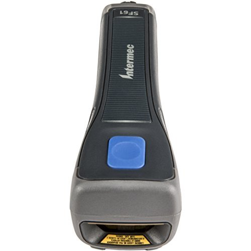 Intermec SF61BHP-SACE001 Series SF61 Rugged Pocket Scanner Requires Power Cord Power Supply 2D HP Cordless Magnet and Belt Loop Battery Includes Charger