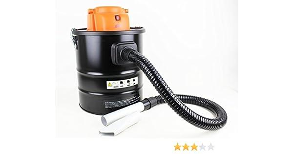 1200 Watt eléctrica aspiradora de cenizas para aspirador horno Aspirador de 20 Liter: Amazon.es: Bricolaje y herramientas