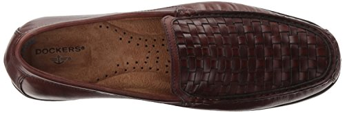 UK Cognac 7 Cognac Men's Dockers 5 Slip Loafer Ferndale on 8wz7q