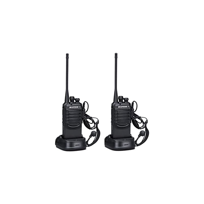 Walkie Talkies with Earpieces Baofeng BF