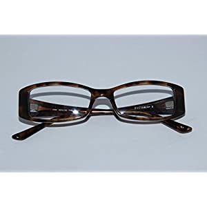 Helium Paris Womens Eyeglasses 4164 Tortoise Optical Frame Rhinestones