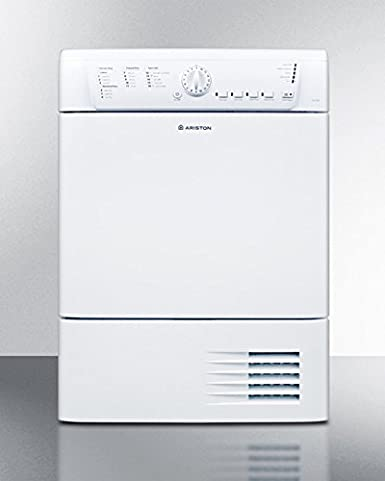 Summit TCL73XNA Electric Dryer, White