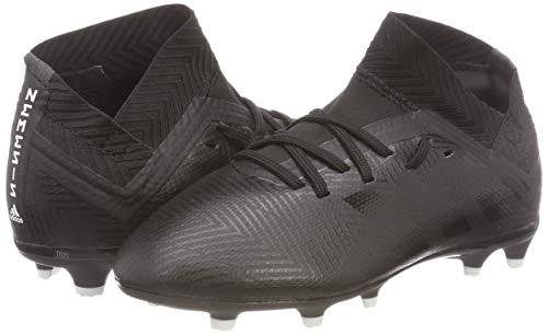 J 18 Calcio Scarpe Fg core Black ftwr White core 3 Nemeziz Nero Bambino Da Adidas Black q4wIgg