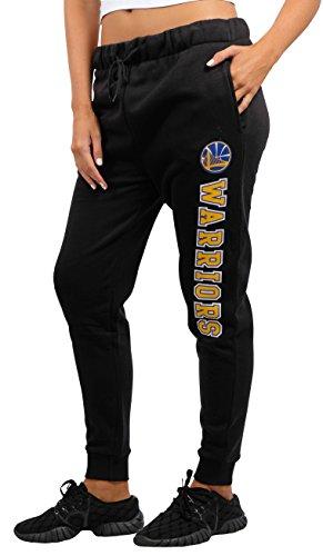 NBA Women's Jogger Pants Active Basic Fleece Sweatpants, Team Logo Dark – DiZiSports Store