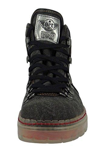 Bottes Art Alpine Boot 20 Noir Noir - 0800, Schuhe Damen: 39