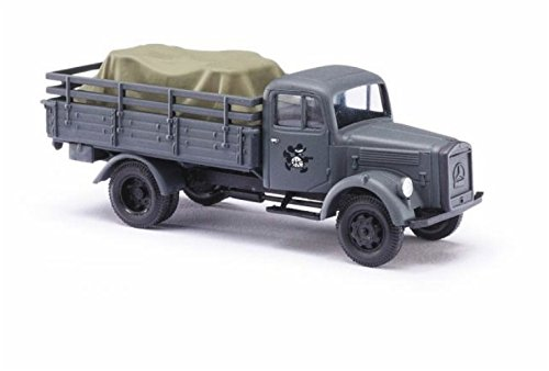 Busch 80081 LKW L 3000 A with Load HO Scale Model Vehicle