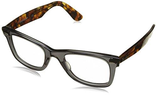 Ray-Ban RX5121 Wayfarer Eyeglasses Opal Grey - Ray Ban Rx5121