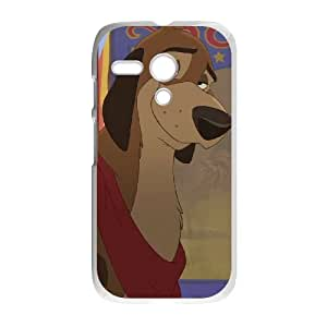 Fox and the Hound 2 Motorola G Cell Phone Case White H7907265