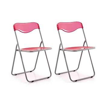 Sedie In Plastica Pieghevoli.Wgxx Sedie Pieghevoli Semplice Sedia Pieghevole In Plastica Sedia