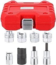 1 set Strut Nut Allen Kit de soquete chave Kit de ferramenta de removedor de amortecedor de choque