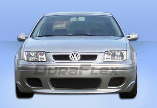 (Duraflex Replacement for 1999-2004 Volkswagen Jetta OTG Front Bumper Cover - 1)