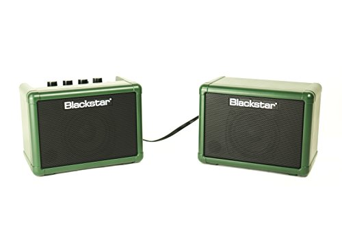 Stereo Pack - Blackstar Fly 3 Limited Edition Mini Amplifier - Green
