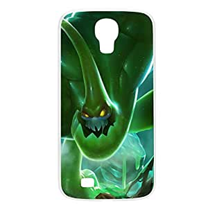 Zac-001 League of Legends LoL For Case Iphone 6 4.7inch Cover Plastic White