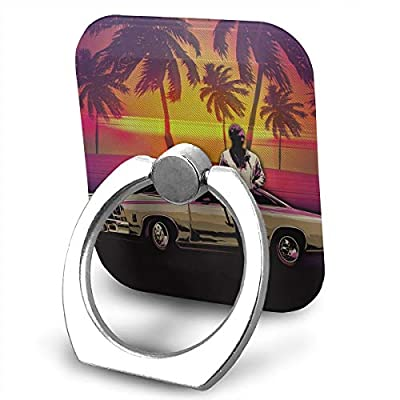 Miami Drive Phone Ring Grips 360 - iPhone Ring Holder/Phone Stand/Phone Ring Stent Any Smartphones Device Including iPhone 6s, Samsung Galaxy S5 & All Others