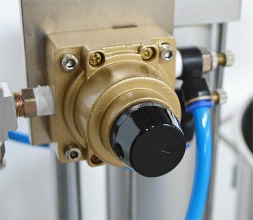 INTBUYING 5 Gallon Paint Mixer Shaker Agitator Stirrer Tool Pneumatic Mixing Machine With Container Barrel Universal Lifting