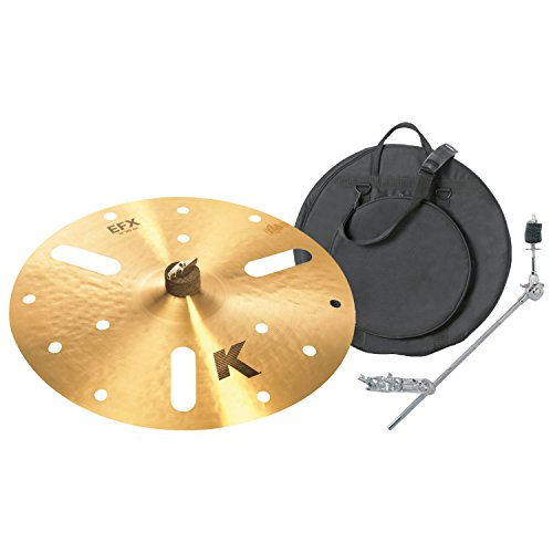 Crash Cymbal Efx Custom (Zildjian K0890 16