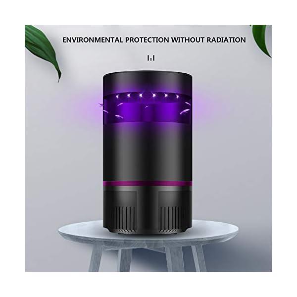 WENJZJ UV Lampada Antizanzara Lanterna Campeggio Killer zanzare Lampada zanzara Zanzariera Elettrica Mosquito Trap… 3 spesavip