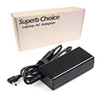 Asus X102B X102BA X200 X200CA X200L X200LA AC Adapter - Premium Superb Choice® 65W Laptop AC Adapter Battery Charger