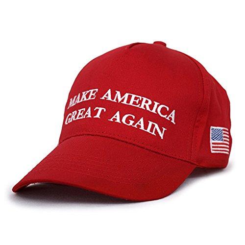 Donald Trump Hats Caps   Make America Great Again   Vote Trump 2016  Red
